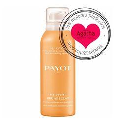 Payot My Payot Bruma Eclat 125 ml.  My Payot Brume Eclat es una bruma para la piel que deja un acabado en la piel fresco, ligero y refrescante. Indicado para todo tipo de piel.  Se puede utilizar: Primer paso de tratamiento para estimular la piel. Después del maquillaje para fijarlo. Durante el día para refrescar la piel. Por la noche para potenciar los productos de tratamiento.