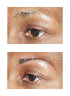 Cindy gets to throw away her eyebrow pencil......after I finished her permanent makeup eyebrows.