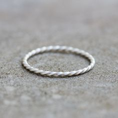This stacking ring is a simple but yet beautiful jewel for your inner minimalist. It is a gentle and delicate piece, which you may wear alone or stacked. It is a great every-day jewel which will perfe