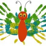 Very Hungry Caterpillar...lots of great caterpillar ideas on this page.