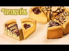 ЧИЗКЕЙК из полимерной глины ! - Polymer clay cheesecake tutorial - YouTube