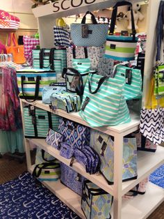 Here is a full view of Jan's Hallmark and their display! Located in New Bern, NC.