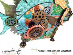 Legends of an Extraordinary Gentleman #5