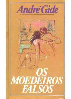 Os Moedeiros Falsos, de André Gide
