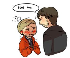 Awww, Lorne you. Trying to make Lester blush