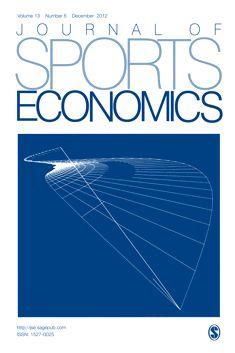 The Journal of Sports Economics