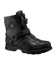 Polo Ralph Lauren Mens Conquest III Rugged Boots #Dillards