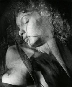 Alexander Hammid American (Linz, Czechoslovakia 1907 - 2004 New York, NY) Film production still portrait of Maya Deren (portrait of Maya Deren covered with gauze-like fabric), Nude Photography, Black And White Photography, Portrait Photography, Weird World, Up Girl, Vintage Photographs, Erotic Art, Filmmaking, Maya