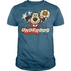 UnderDog Flying Logo - #easy gift #small gift. LOWEST PRICE => https://www.sunfrog.com/TV-Shows/UnderDog-Flying-Logo.html?68278