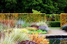 Scampston Hall Walled Garden - Piet Oudolf