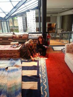 DICA: Como colocar um tapete!