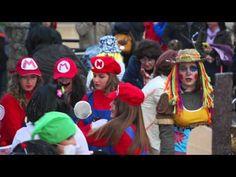 CARNAVALES 2015 YESTE. La alegría de los #carnavales llena las calles de #Yeste. http://youtu.be/TMJQeIQNGWc