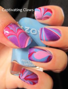 another water marble