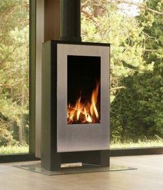 images of rooms with modern wood stoves | Contemporary Wood Burning Stoves - My Guide to Owning a Multi Fuel ...