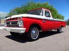 1966 Ford F-100 pickup