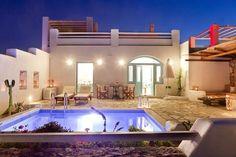 Zephyros villas pool