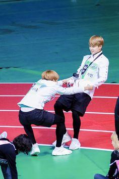 JiHope || BTS J-Hope & Jimin || Bangtan Boys Jung Hoseok & Park Jimin