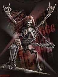 heavy metal skulls pictures - Google Search