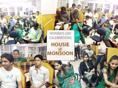 International Women's Day Celebration at Monsoon Consulting