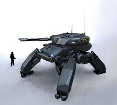 Massive Black Reveals GI Joe Concept Art - HissTank.com