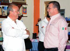 Para impulsar el desarrollo económico de Ciudad Madero dentro de la zona conurbada, el director de la Administración Portuaria Integral (API) de Altamira, José Carlos Rodríguez Montemayor y yo, acordamos hacer sinergia en la promoción de planes y estrategias de manera conjunta con los tres niveles de gobierno