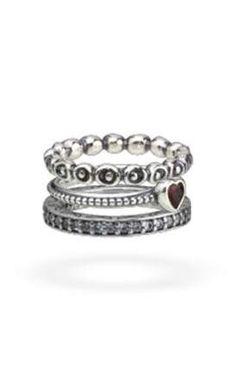 c1cf1ee3b 19 Ideas For Jewerly Pandora Rings Valentines Day Pandora Rings, Pandora  Jewelry, Pandora Charms