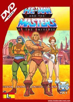 He-Man. Colección DVDrip Latino ~ Movie Coleccion