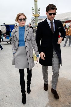 The Olivia Palermo Lookbook : Olivia Palermo's Best Looks From 2015
