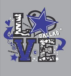 Spirit Shirts for your Favorite Teams by WhitefishCreations, $15.00