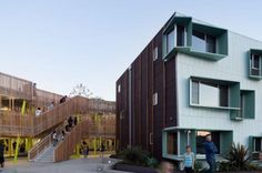 Broadway Affordable Housing | Architect Magazine | Kevin Daly Architects, Santa Monica, CA, USA, Multifamily, New Construction, Modern, AIA - National Awards 2015
