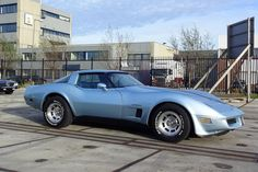 Chevrolet Corvette Crossfire-Injection 350CI V8 T-top Targa - 1982