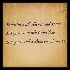 Image result for it begins with absence and desire