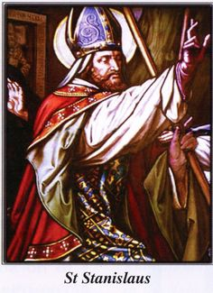 April 11: St Stainslaus