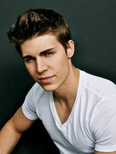 nolan gerard funk. The deliciousness that is this man is ridiculous.