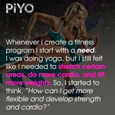 Get Piyo Now, Released June 2014 Piyo, Chalean Johnson, Get it Now https://www.facebook.com/marsha.smrcka #PiYo