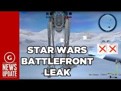 Watch Star Wars Battlefront 3 Footage From Apparent Prototype Version - GS News Update