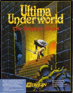 Ultima Underworld - The first 3D dungeon crawler game I ever played!
