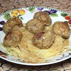 Chef Johns Swedish Meatballs Recipe