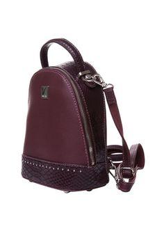 Lamonza Rucsac de piele ecologica Femei Purple Purse, Bordeaux, Backpacks, Purses, Bags, Collection, Fashion, Handbags, Handbags