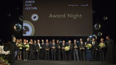 The Zurich Film Festival presents the most promising new filmmakers from around the globe and promotes the exchange of ideas between established film workers, creative talent and the public. Zurich, Film Festival, Filmmaking, Awards, Presents, Night, Creative, Movie Theater, Gifts