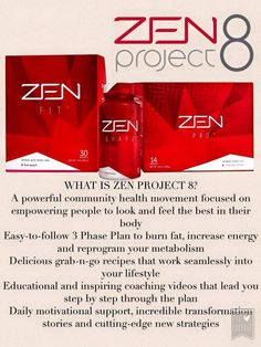 Join us for Zen Project 8. Get healthier in the new year! call/text 9094716746 http://tnthealth.jeunesseglobal.com