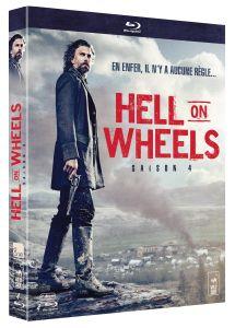 Nouveau concours: HELL ON WHEELS – SAISON 4  2 COFFRETS DVD + 1 COFFRET BLU-RAY A GAGNER