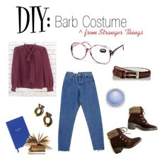 DIY: Barb Costume #barb #strangerthings #halloween #strangerthingshalloween #justiceforbarb