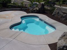 437 Best Small Inground Pool Amp Spa Ideas Images Gardens