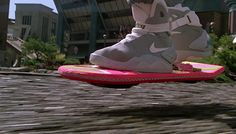 Ok so not a full blown hoverboard yet, but it does sort of skim the surface. No price as yet, but...