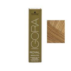 schwarzkopf professional igora royal absolutes hair color 9 60 extra light auburn natural blonde - Igora Coloration