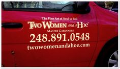 The Red Hot Hoe Mobile