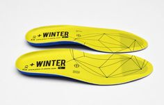 Keep Your Feet Warm With  Winter Heated Insoles