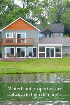 11 best oakland county waterfront homes for sale images waterfront rh pinterest com