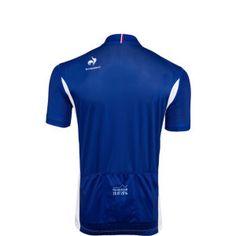 Le Coq Sportif Men's Etape du Tour Performance Jersey - White/Blue: Image 2
